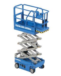 NZG 1008 1:32 Genie GS-1330 Scissor Lift