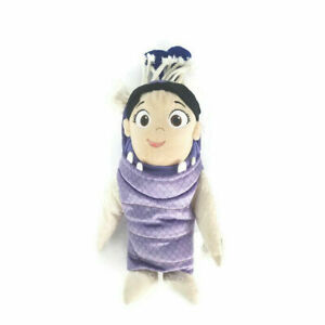 "Disney Pixar Monsters Inc Boo in Monster Costume 11"" Soft Plush Toy Movie"