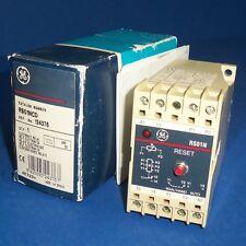 GENERAL ELECTRIC 24VDC ELECTRONIC RELAY RS01NCD NIB