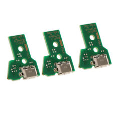 3 Piece USB Charging Port Board 12 Pin JDS-040 for Sony PS4 Pro Dualshock 4