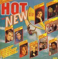 Hot and New (1984) Laura Branigan, Peter Schilling, Jennifer Rush, Nik Ke.. [LP]