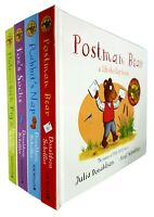 Julia Donaldson Tales From Acorn Wood Series Collection 4 Books Set NEW