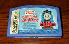Leapster Thomas and Friends Calling All Engines! Game Cartridge leapfrog leap