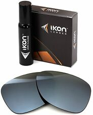 Polarized IKON Replacement Lenses For Ray Ban Boyfriend RB4147 60MM Silver