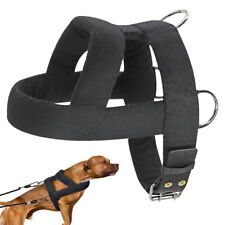 Dog Weight Pulling Harness K9 Dog Training Vest Heavy Duty for Medium Large Dogs