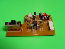 TASCAM 122 MKII Input Selector Switch