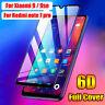 Full Cover Tempered Glass Film Screen Protector Xiaomi Mi 9 se Redmi Note 7 pro!