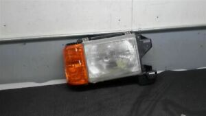 Passenger Right Headlight Without Chrome Trim Fits 87-91 BRONCO 328636