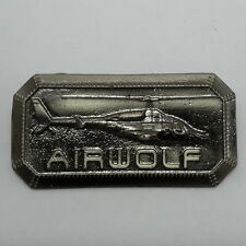 Airwolf Die-Cast Metal Pin - 1¾ - Mailed from USA (AWPI-01)