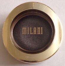Milani Mono GEL Eyeshadow 11 Bella Charcoal Dark Grey Platinum Gunmetal