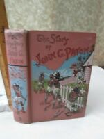 The STORY of JOHN G.PATON or 30 YEARS - SO.SEA CANNIBALS,1904,Illust.FINNEMORE