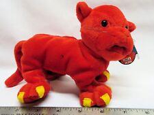 PAVEL BURE, The Panther Plush Toy (Planet Plush NHL Ice Series), Florida Panther