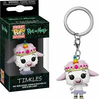Funko Pocket Pop Keychain Figure * RICK and MORTY - TINKLES * NEW Keyring