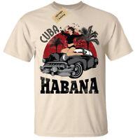 Cuba Habana Mens T-Shirt