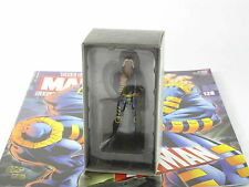 Classic Marvel Figurine Collection X-Man 128 Never Removed From Box