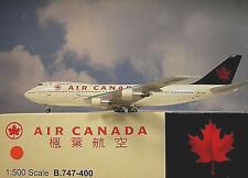 Big Bird 1:500 Boeing 747-200 Air Canada C-gagc 453001 modellairport 500
