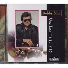 BOBBY SOLO - Una lacrima sul viso - CD 1996 USATO OTTIME CONDIZIONI