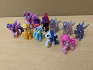 "My Little Pony MLP Blind Bag Magic Everypony 2"" Figure Lot Luna Tempest Twilight"