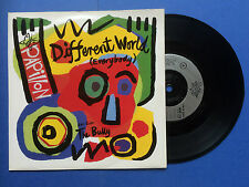 Papillon - Different World (Everybody) / The Bully, Atomic WNR-768 Ex Condition