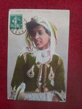 Algérie - Femme Mauresque