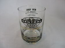 "New York Central System Railroad Route to the World's Fair 1964-65 4 1/2"" Glass"