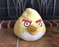 "Angry Birds - Yellow 9"" Plush Stuffed Animal"