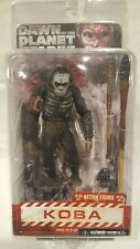 "2014 NECA REEL TOYS DAWN OF THE PLANET OF THE APES "" KOBA "" 7"" ACTION FIGURE NIP"