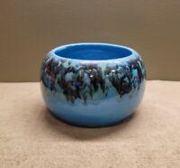 RARE Vintage Mid Century California Pottery Dipping Bowl CALIF ☆PRISTINE