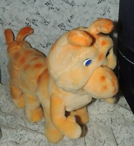 Teddy Ruxpin's Pal Grubby Animated Worlds of Wonder WOW - VERY GOOD condition!
