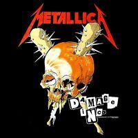 Parche imprimido /Iron on patch, Back patch, Espaldera / - Metallica, K