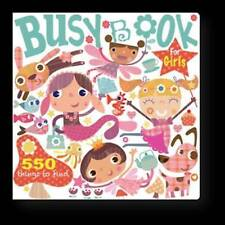Busy Book: For Girls (Busy Books), Holly Brook-Piper, Very Good Book