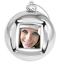 "LOT of 5 ZOpid HF-Z015CB-S 1.5"" LCD Christmas Ball Digital Frame Ornament NEW"