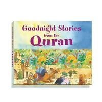 NEW GOODNIGHT STORIES FROM THE QURAN ISLAMIC CHILDREN  READ & LEARN BOOKS