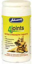 Johnsons 4joints extra strength comprimés arthrite chats chiens 30 comprimés