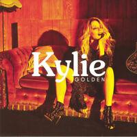 Kylie – Golden Vinyl LP BMG 2018 NEW/SEALED Minogue
