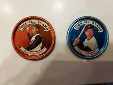 1964 Topps Coins Roberto Clemente NRMT Pirates