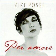 Zizi  Possi 2 CD LOT- Per Amore - Possi, Zizi & PassionePologram Mercury Brazil