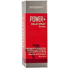Doc Johnson Power Plus Delay Spray for Men