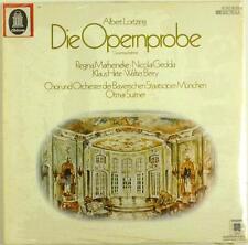 """Lortzing """"Die Opernprobe"""" Omar Suitner ODEON/EMI German Import SEALED QUADRAPHON"""