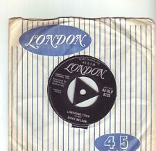 RICKY NELSON LONESOME TOWN 1958  LONDON 45 RARE