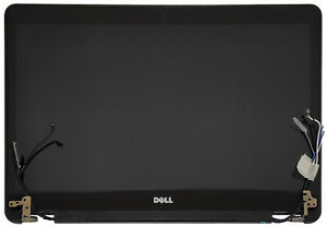 """Dell Latitude E7440 TouchScreen LCD Display 14"""" Complete Assembly - PMJMX UK NEW"""