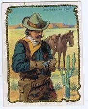 Hassan Cigarettes Cowboy Series T53 His Best Friend high grade 324