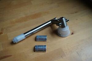 Velo Orange Quill Stem - 31.8mm Clamp, 22.2-24tpi Quill, 80mm, Nickel