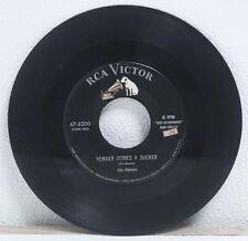 "Jim Reeves- I'm Hurtin' Inside/ Yonder Comes A Sucker- 7"" Vinyl LP RP121"