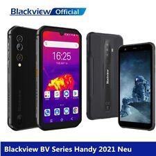 Blackview Smartphone Android 10 Handy ohne Vertrag Dual SIM Wasserdicht Rugged