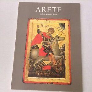 Arete Art Catalog Galerie Fur Antike Kunst 1990s #2 062517nonrh2