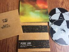 Pearl Jam Cd Lot - State College Penn May 3 2003 Light Years