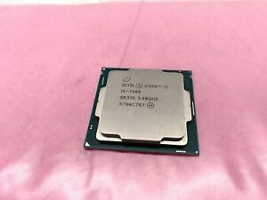 Intel Core i5-7500 3.4GHz Quad Core LGA 1151 Desktop CPU Processor