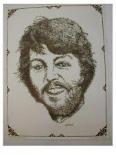 Paul McCartney Poster Mccartney Beatles The Very OLD
