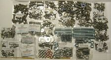 MGB Nut, Bolt Kits for Body - Stainless Steel